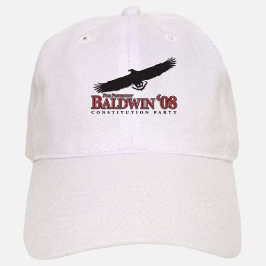 Black Eagle Baldwin for Presi Baseball Baseball Cap