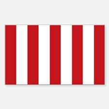 9 Strip Sons of Liberty Flag (1765) Decal