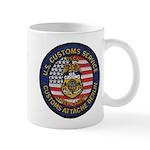U S Customs Berlin Mug