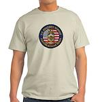U S Customs Berlin Light T-Shirt