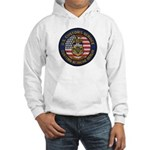 U S Customs Berlin Hooded Sweatshirt