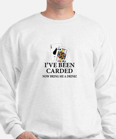 Blackjack 21st Bday Sweatshirt