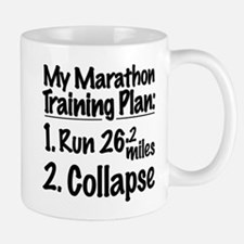 My Marathon Training Plan Mug