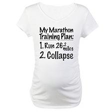 My Marathon Training Plan Shirt