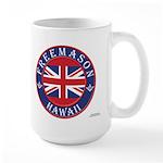 Hawaii Large Mug