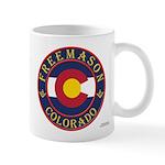 Colorado Mason Mug