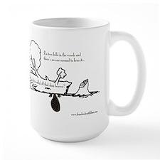 dam beaver Mug
