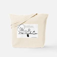 dam beaver Tote Bag