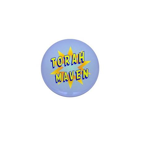 Torah Maven Mini Button (10 pack)