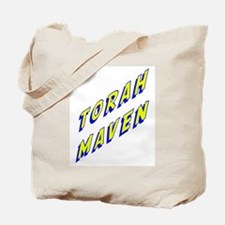 Torah Maven Tote Bag