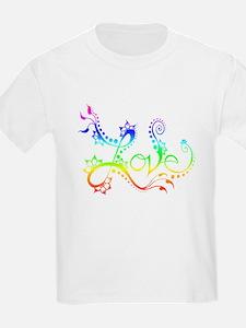 Love /rainbow T-Shirt