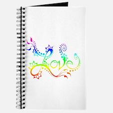 Love /rainbow Journal