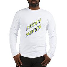 Torah Maven Long Sleeve T-Shirt
