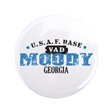 """Moody Air Force Base 3.5"""" Button"""