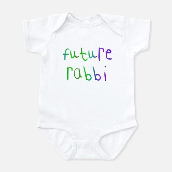 Future Rabbi Infant Creeper