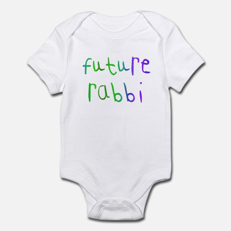 Future Rabbi Infant Creeper
