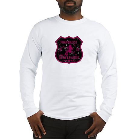Pharmacist Diva League Long Sleeve T-Shirt