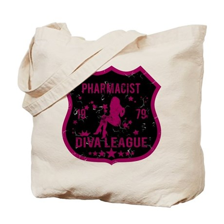 Pharmacist Diva League Tote Bag