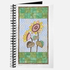 Botanical Collections Sun Flower Journal