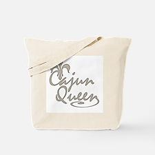 Cajun Queen Fleur De Lis Tote Bag