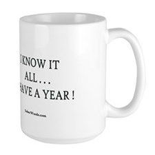 Birthday/Anniversary Mug