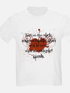 Sick Masochistic Lion T-Shirt