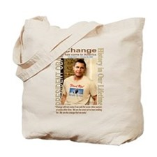 Change - Fired Up! Tote Bag