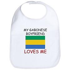 My Gabonese Boyfriend Loves Me Bib