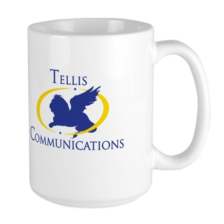 Tellis Communications, LLC. Large Mug