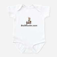 Bull Haulers Association Infant Bodysuit