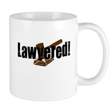 Lawyered! Mug
