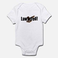 Lawyered! Infant Bodysuit
