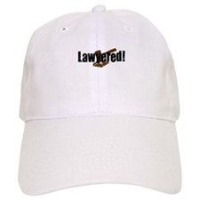 Lawyered! Baseball Cap