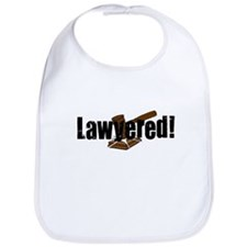 Lawyered! Bib