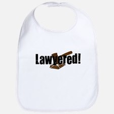 Lawyered! Bib