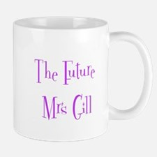 The Future Mrs Gill Mug