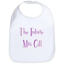 The Future Mrs Gill Bib