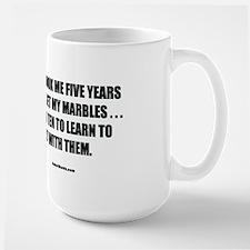 Birthday/Anniversary Large Mug