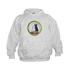 Scottish Terrier Crest Hoodie