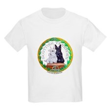 Scottish Terrier Crest T-Shirt