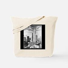 Vintage 1939 New York Photograph Tote Bag
