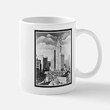 Vintage 1939 New York Photograph Mug
