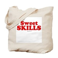 Sweet Skills  Tote Bag