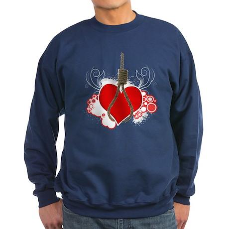 Love Noose Sweatshirt (dark)