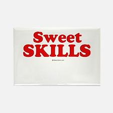 Sweet Skills Rectangle Magnet