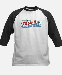 Proud Italian and Argentinian Tee