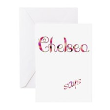 Chelsea! Design #549 Greeting Cards (Pk of 10)