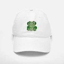Lucky Enough To Be Irish Baseball Baseball Cap