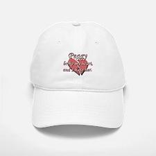 Peggy broke my heart and I hate her Baseball Baseball Cap