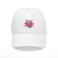 Peggy broke my heart and I hate her Baseball Cap